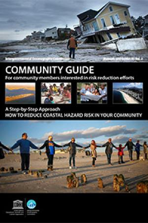 Community guide for community members interested in risk reduction efforts.